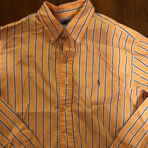 Men's Polo Ralph Lauren Button Up 17 34/35